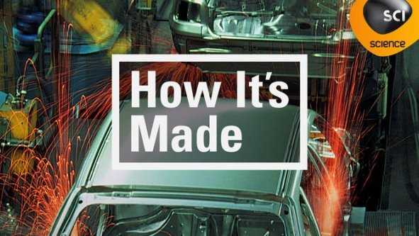 how its made tv series