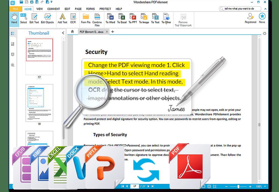 pdf to documents