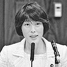 (写真)質問する田村智子議員=7日、参院内閣委