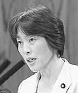 (写真)質問する田村智子議員=2日、参院内閣委員会