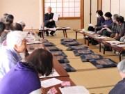 新婦人狛江支部で「憲法9条カフェ」
