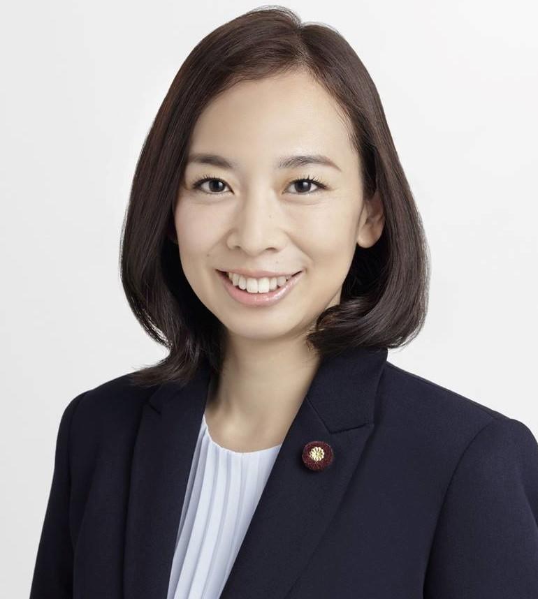 吉良よし子参院議員