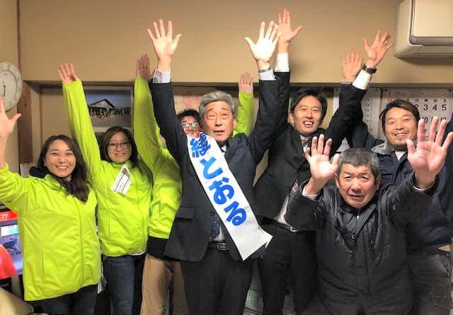 【新島村議選】綾とおる氏 無投票で空白克服/村外受診補助拡充へ 