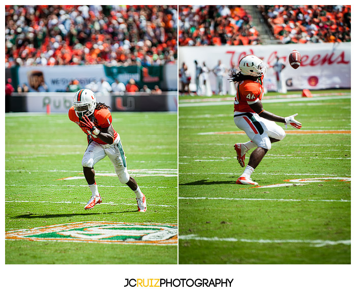 University of Miami Hurricanes - JC Ruiz Photography