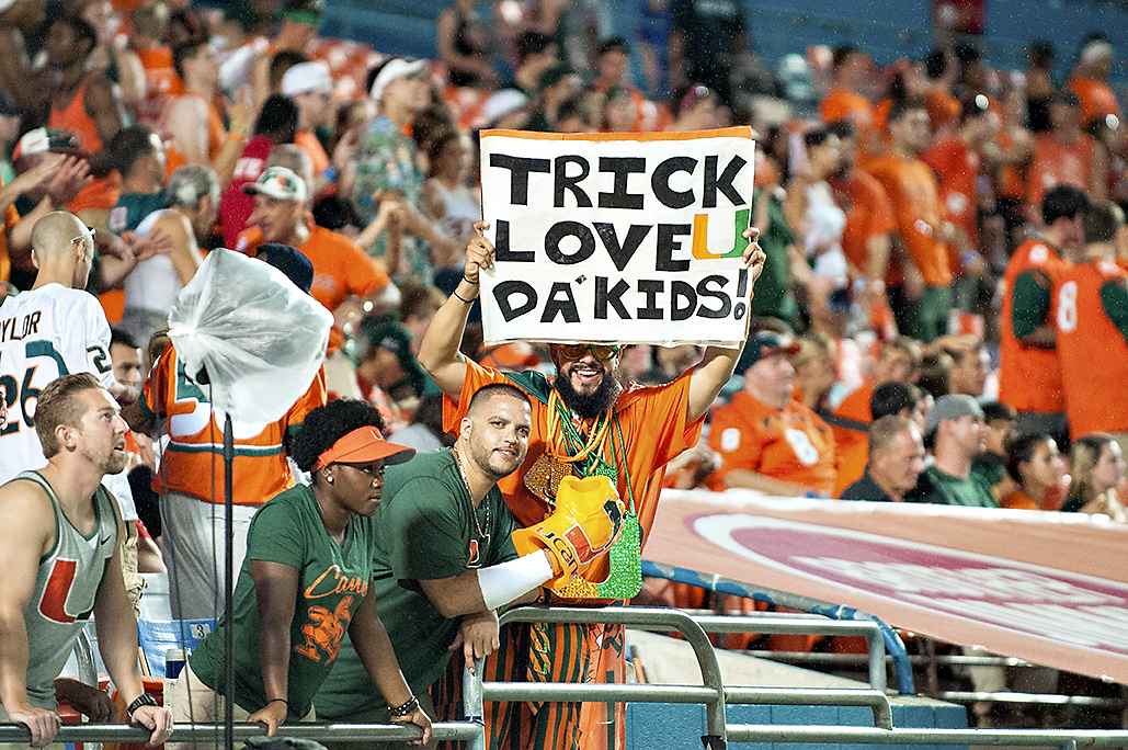 University of Miami vs. Duke