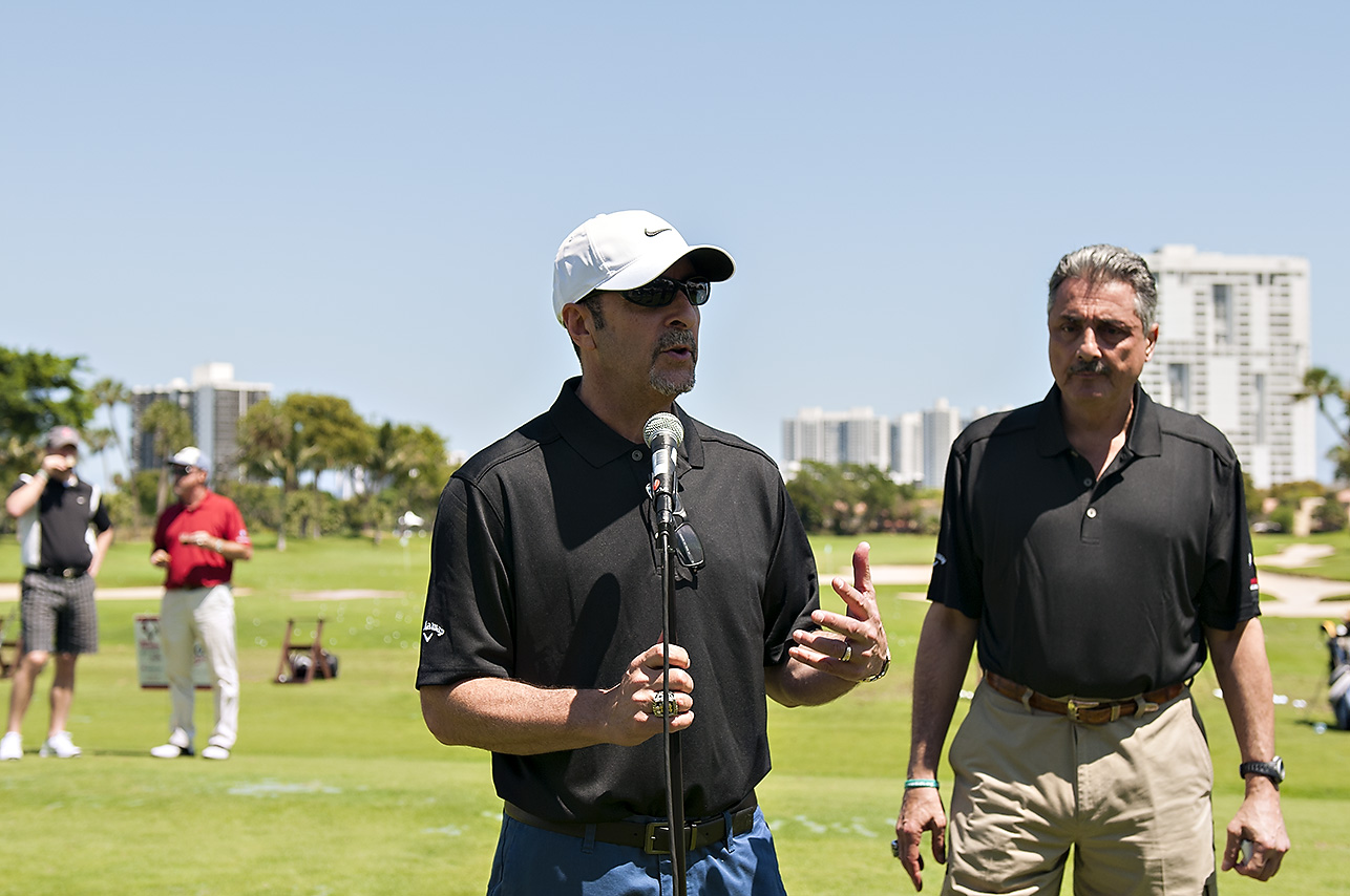Reid and Fiorentino Celebrity Golf Classic