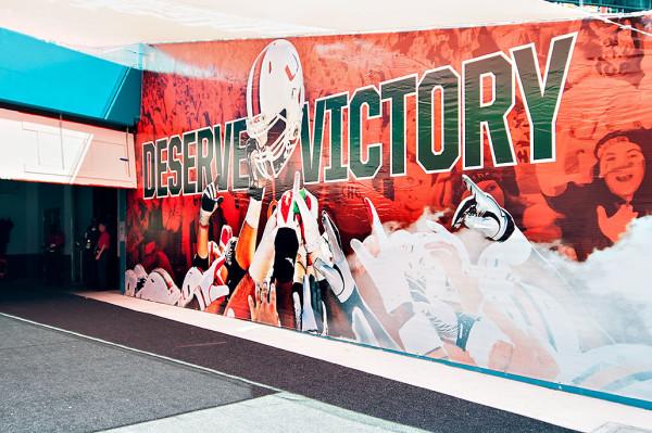 U Deserve Victory