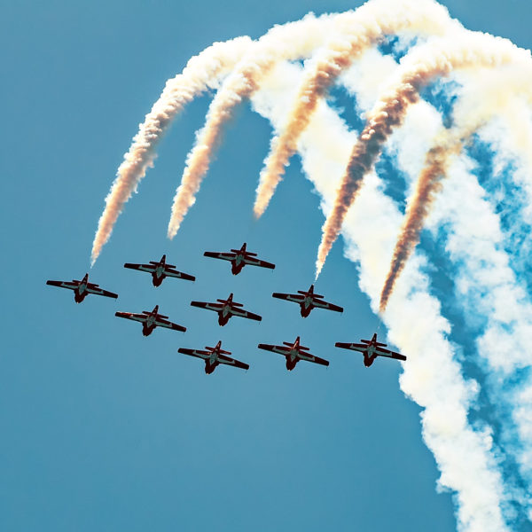 Canadian Armed Forces Snowbirds