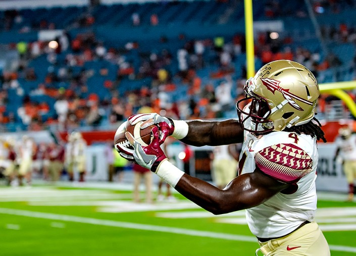 Florida State RB, Dalvin Cook