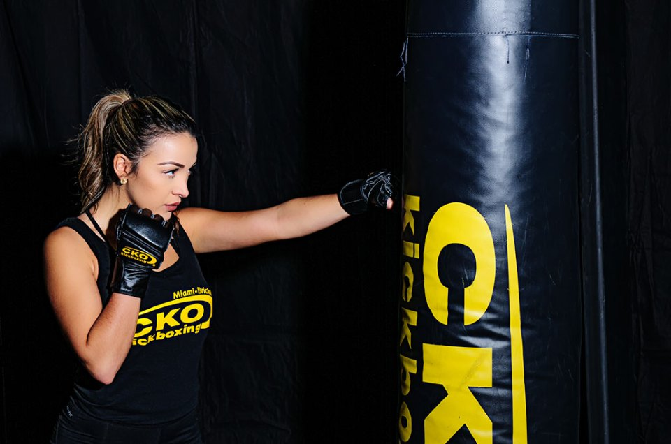 CKO Kickboxing – Commercial Photography Shoot