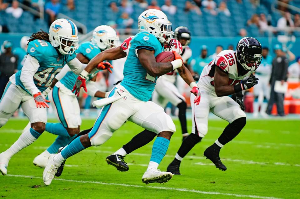 NFL Preseason – Miami Dolphins vs Atlanta Falcons