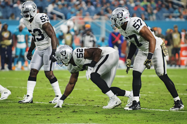 Oakland Raiders defense