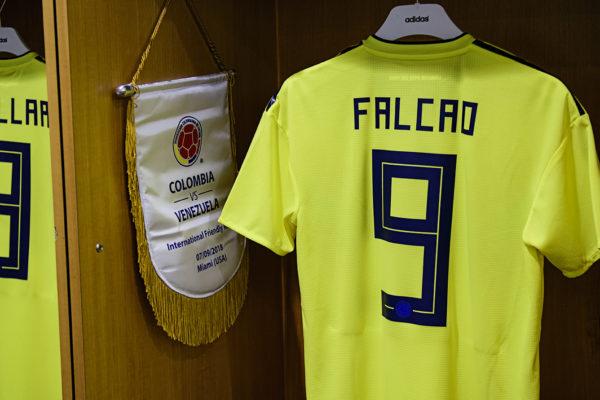 Jersey of Falcao