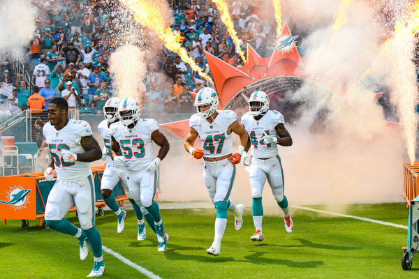 Miami Dolphins linebackers
