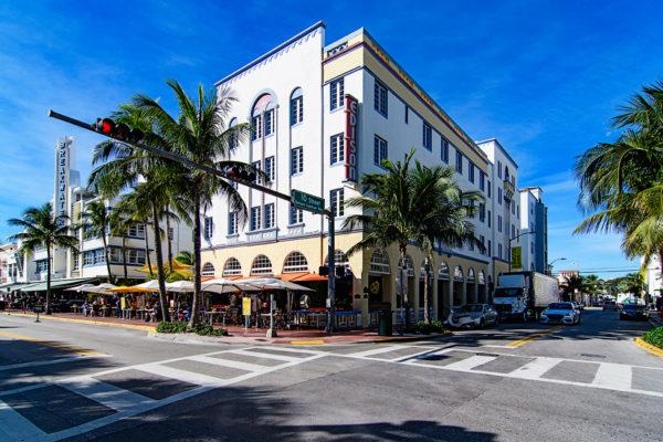Edison Hotel, Miami Beach