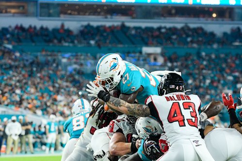 2019 NFL Preseason touchdown