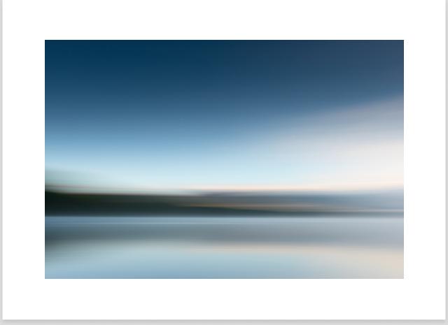 A fine art landscape photograph
