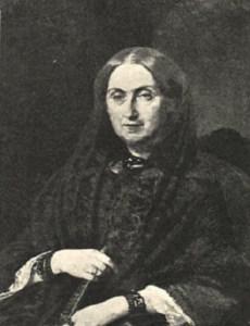 La escritora Fernan Caballero