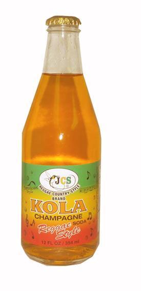 JCS Kola Champagne 12oz