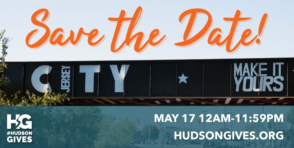 Hudson Gives Save The Date