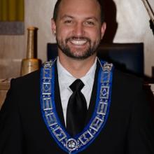 Junior Steward - George Allen Thomas, III