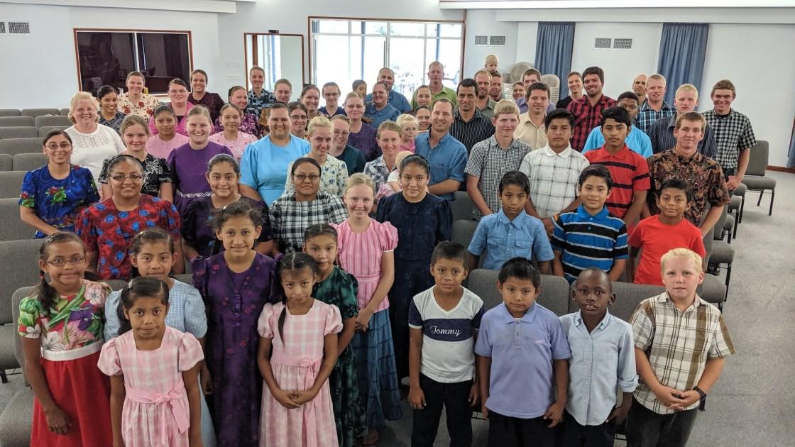 Belize Deaf Ministry Training