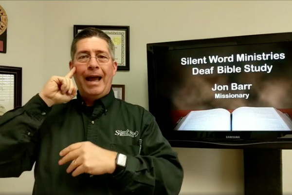 Facebook Deaf Bible Study