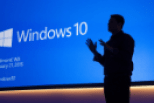 Windows 10 image of presentation