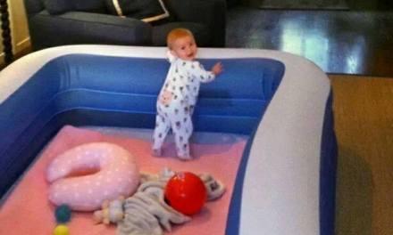 Une alternative fun au traditionnel parc bébé!