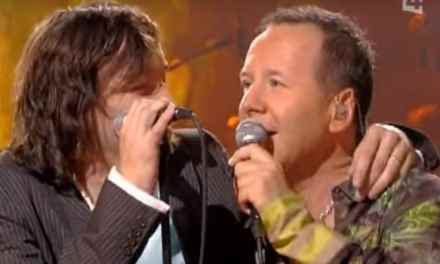 Simple Minds et Cali: Mandela day