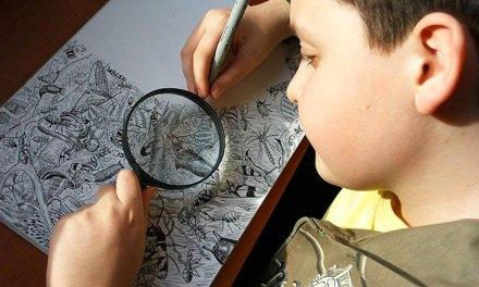 A seulement 11 ans, ce jeune garçon réalise de magnifiques dessins avec une précision époustouflante