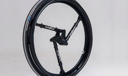 Des ingénieurs ont réinventé la roue : leur prototype innovant absorbe considérablement les chocs