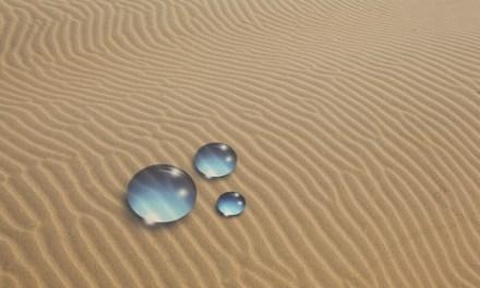 Recueillir l'humidité de l'air pour produire de l'eau dans le désert