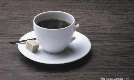 Publicité géniale pour l'ouverture du café au Musée Van Gogh