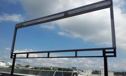 Publicité géniale pour promouvoir le beau temps en Nouvelle Zélande