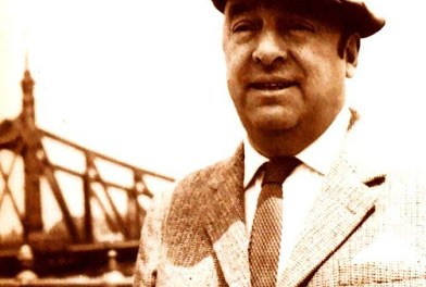 Pablo Neruda: Vis maintenant !