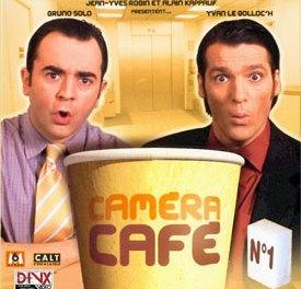 Caméra Café – Bétisier 1