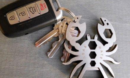 Design : Il s'appelle Crab Mate et il s'agit d'un outil multi-tâches !