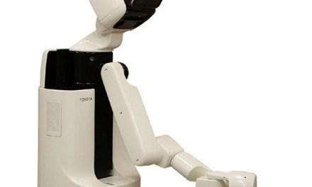 Human Support Robot, un robot pour aider les personnes handicapées
