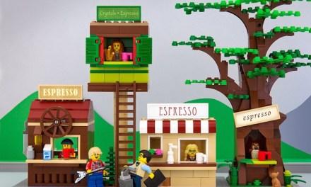 Art: 50 States of LEGO par Jeff Friesen – Créations géniales avec des LEGO