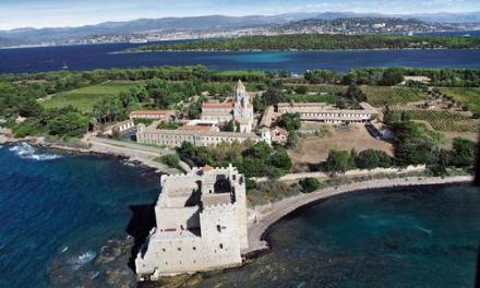France – Cannes: Les îles de Lérins, joyau du patrimoine azuréen