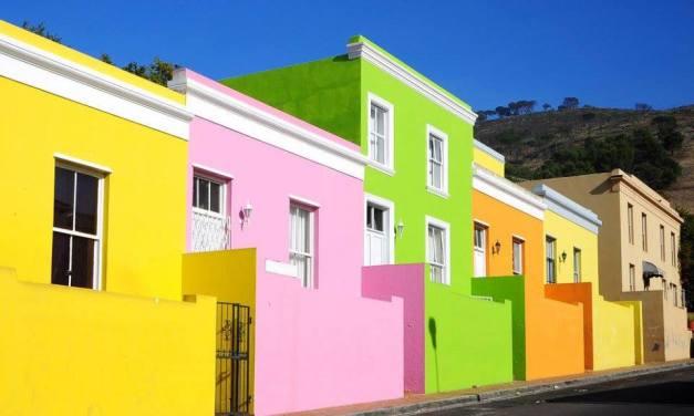 Beauté urbaine: Bo-Kaap à Cape Town – Afrique du Sud