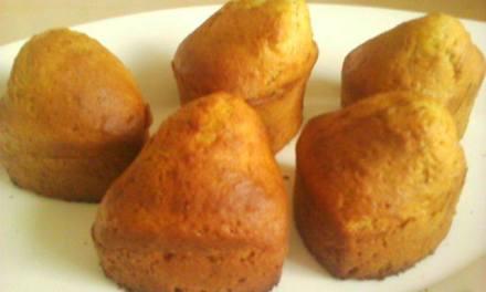 Recette végétalienne: Gâteaux à la banane
