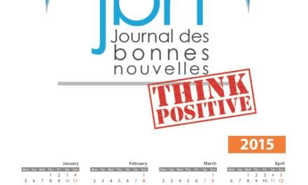 Cadeau à imprimer: Votre calendrier JBN 2015