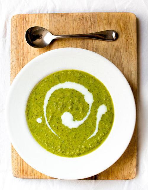 Soupe de légumes Weight Watchers à 0 PP que vous pouvez manger à volonté.
