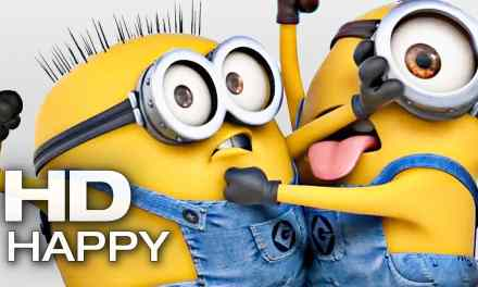 HAPPY – Pharrell Williams (feat. Minions) |