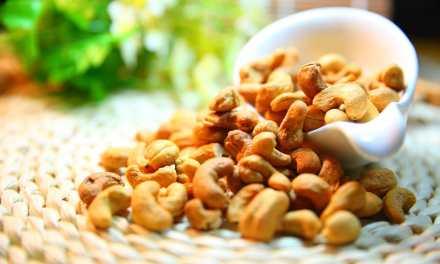 Les noix de cajou sont un antidépresseur naturel