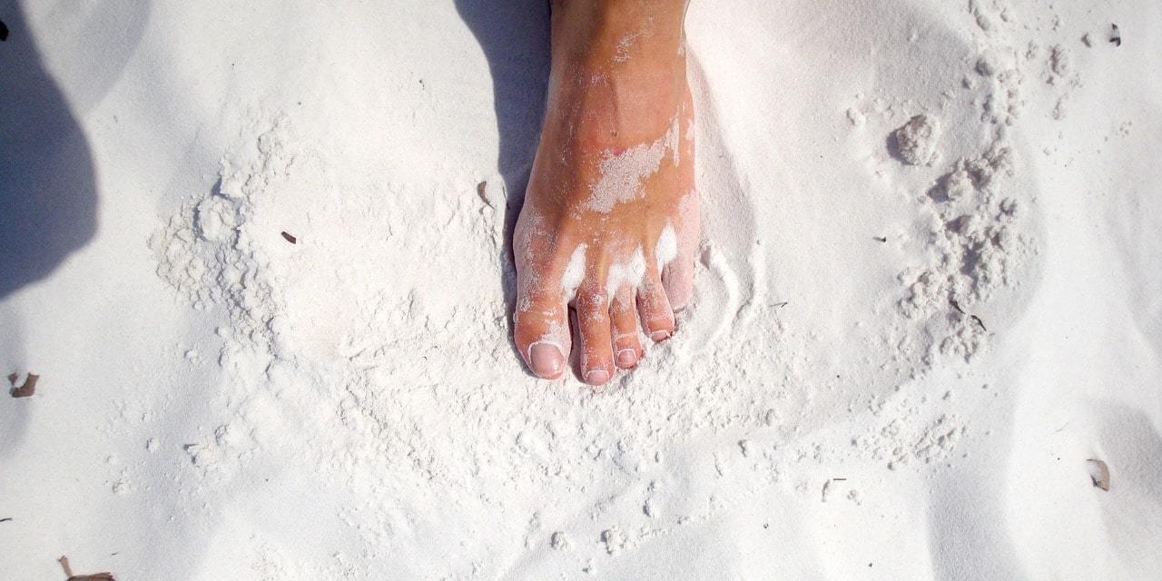 5 Remèdes naturels pour traiter les pieds secs et abîmés