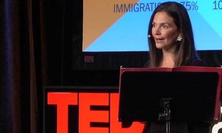 Vouloir, c'est pouvoir. Un point, c'est tout. Conférence Mélanie Boissonneault à TEDx SainteMarie.