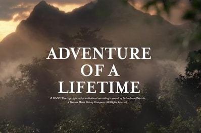 Musique: Coldplay – Adventure Of A Lifetime (Official video) avec traduction anglais-français